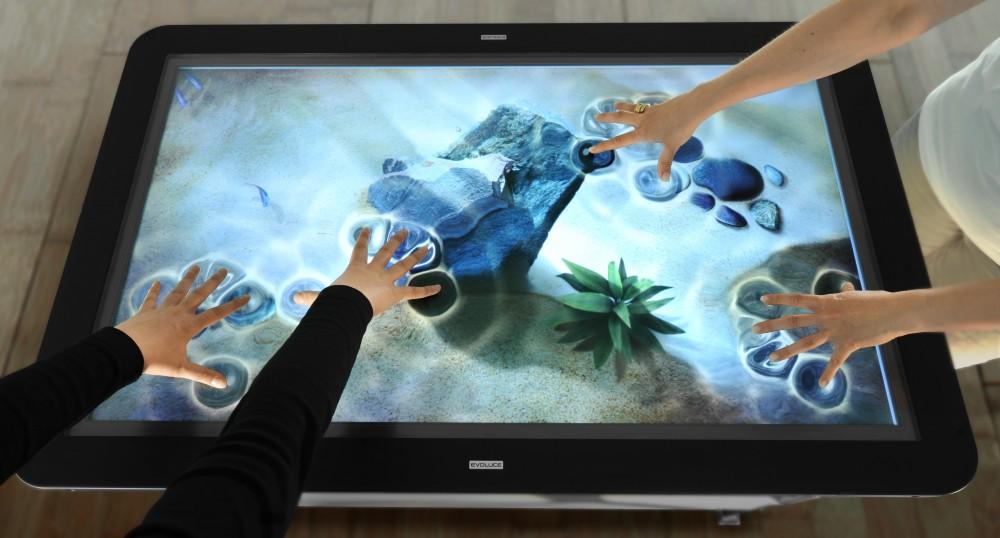 Multi Touchscreen Monitor